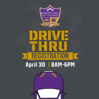 Early Childhood Drive Thru Registration April 30th 8am to 6pm